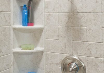 Corner Shelf Shower Caddy