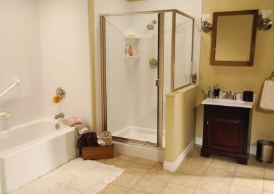 4x4 Shower Wall Tile