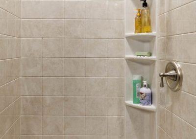 6x6 Shower surround