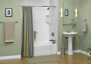 8x10 Bathroom Wall Tile | Peterborough Bath Renovators