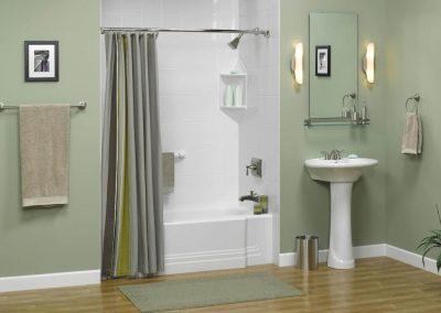 8x10 Bath Wall Surround Tile