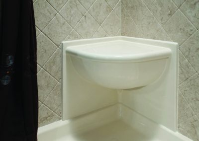 Bath Corner Seat