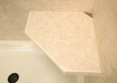 Bath and Shower Hexagon Seat
