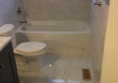 Premium Ceramic Tile Wall Surrounds | Peterborough Bath ...
