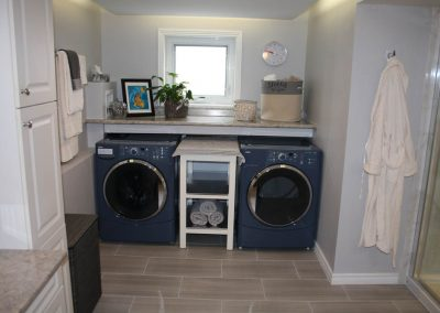Custom Washing Machine Tabletop