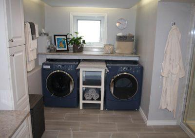 Custom Washing Machine Tabletop