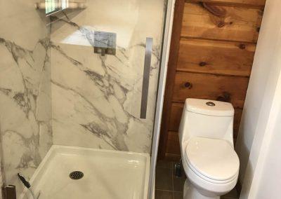Simple Shower Door