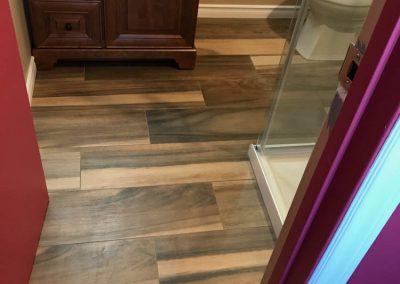 Brown Hardwood Floors