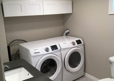 White Samsung Washing Machine