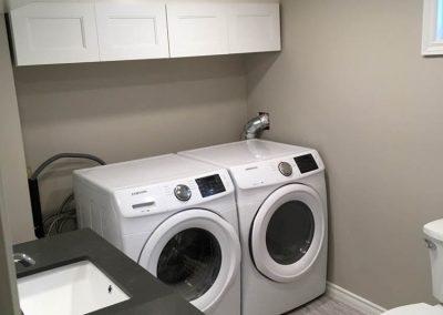 White Samsung Washing Machine