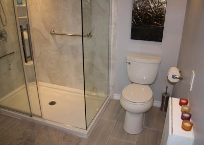 Brand New Bathroom Renovation