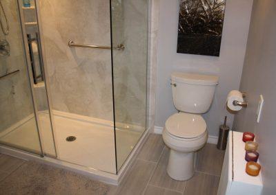 Brand New Bathroom Renovation
