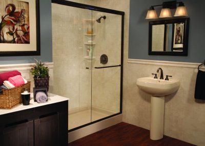 Shower and Bath Renovation