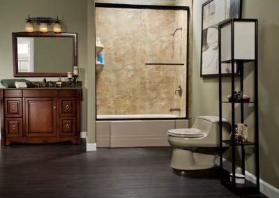 Smooth bathroom wall Tile