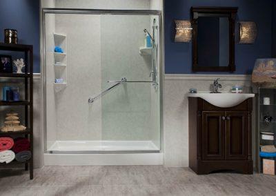Smooth Shower Tile