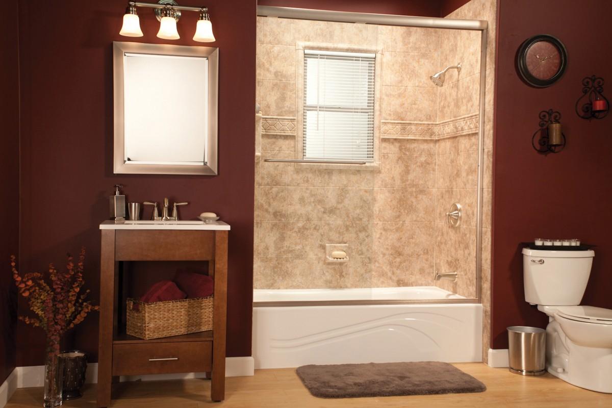 Shower And Bathtub Wall Surrounds Peterborough Bath