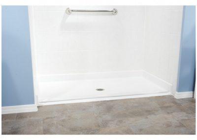 White Bath Liner