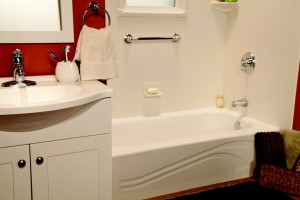 Custom Acrylic Tub Liner