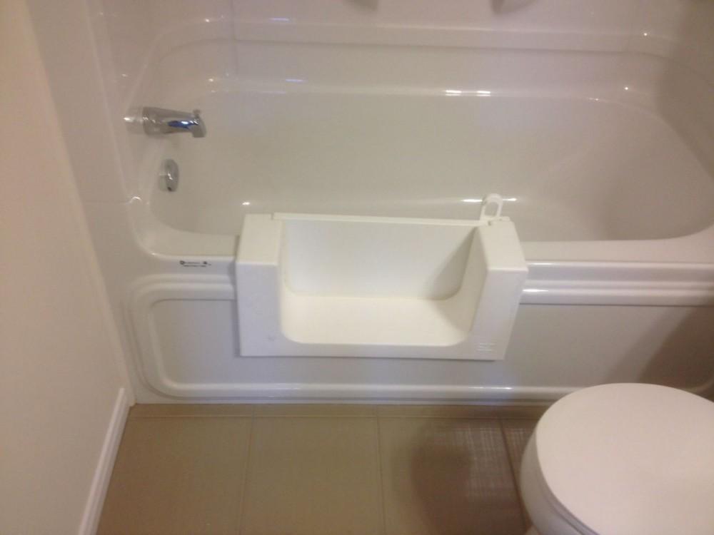 Walk Through Inserts - Peterborough Bath Renovators